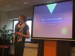 Irene van Gameren als spreker